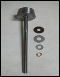 POROUS PLUGS H75 MM L650MM S/P 11-6204