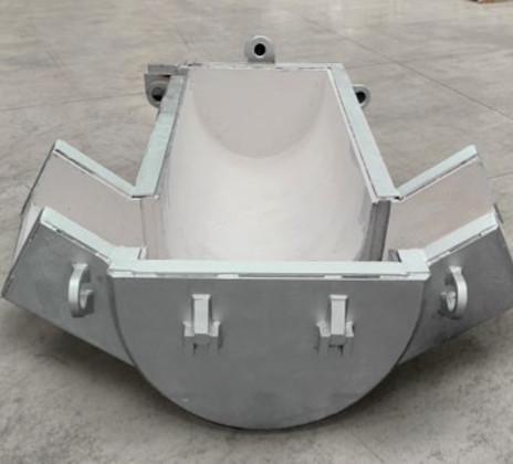 Cast basin