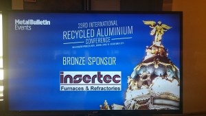 INSERTEC METAL BULLETIN patrocinador bronce