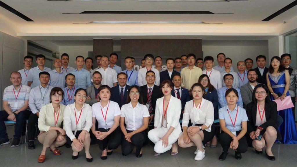 INSERTEC CHINA cumple 15 años 2004/2019