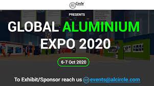 We participate in Global Aluminium Expo 2020