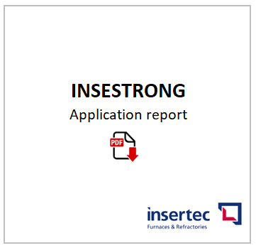 Iron application report of INSESTRONG