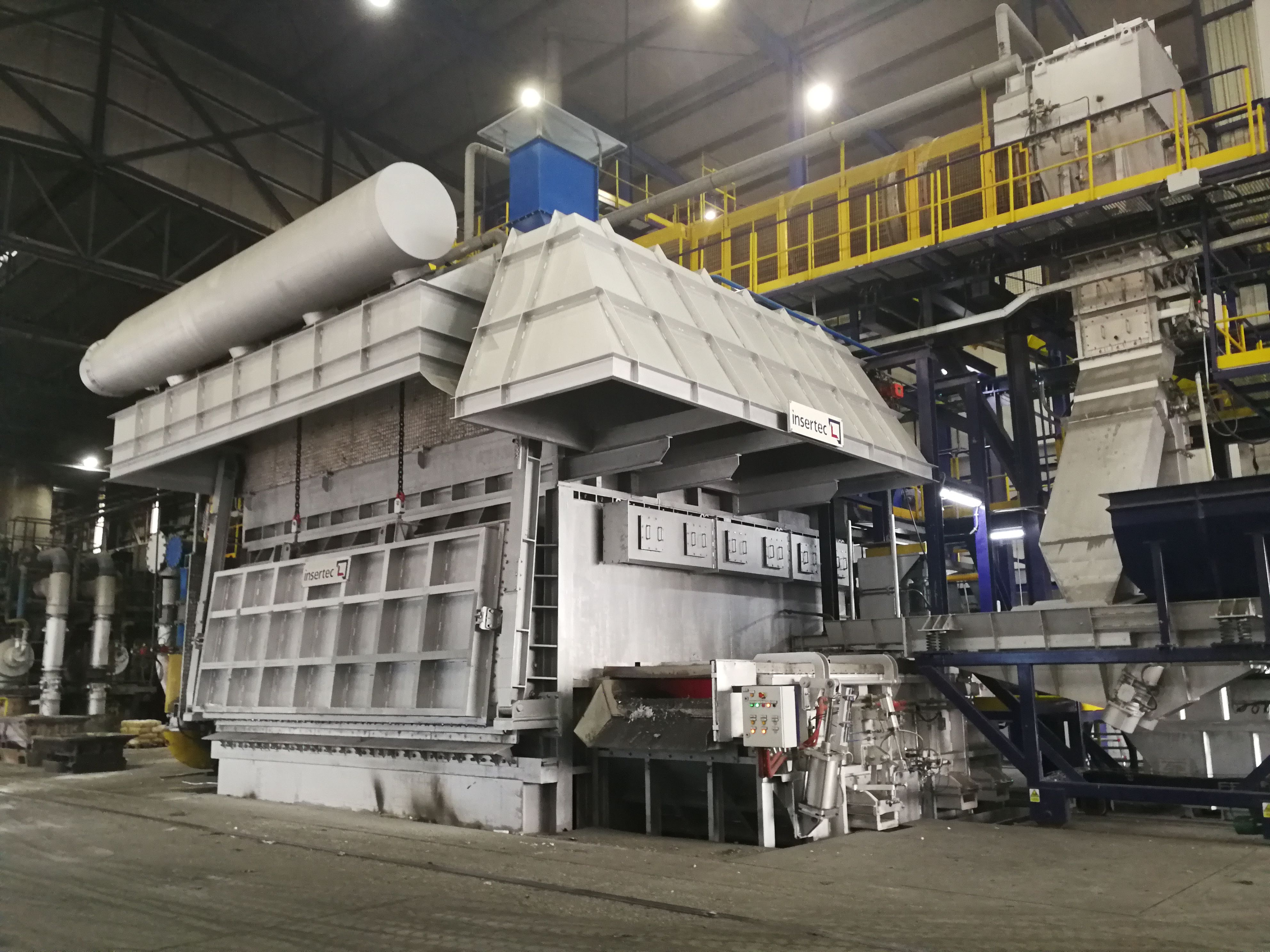 HYDRO-Azuqueca (Spain),will begin production of the coveted recycled aluminum Hydro CIRCAL 75 R.