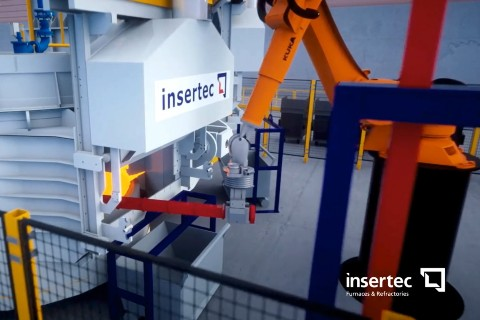 Insertec, KUKA and Mek&bot sign collaboration agreement