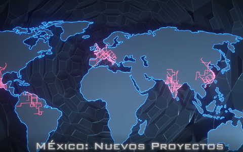 Our projects in Mexico