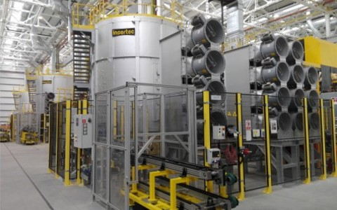 HPHE and emission reductions: Insertec collaborates in a case study of the ETEKINA project