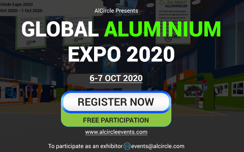 PARTICIPAMOS EN GLOBAL ALUMINIUM EXPO 2020