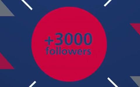 LinkedIn: ya somos más de 3000 seguidores