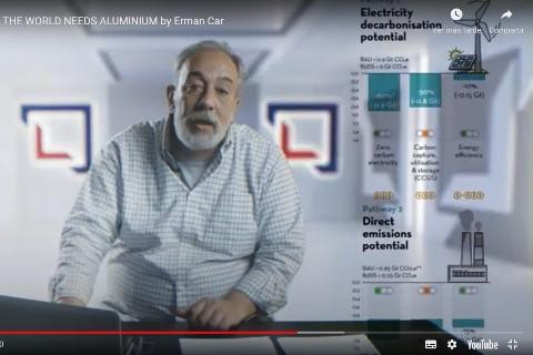 "Monográfico ""The world needs aluminium"" by Erman Car"
